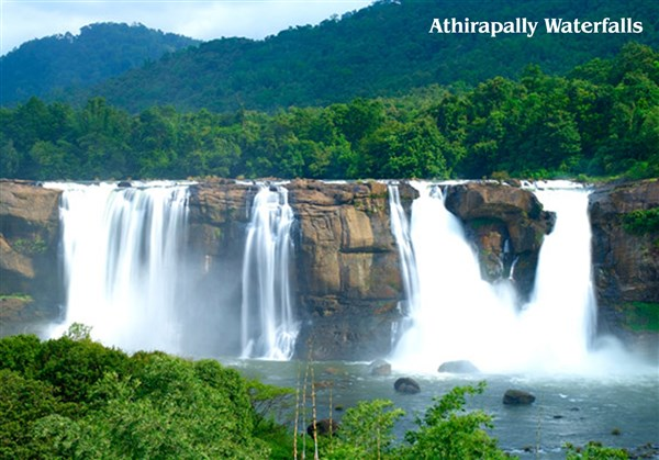 Valparai & Athirapally 3 Days Tour from Sholingur to Sholingur.