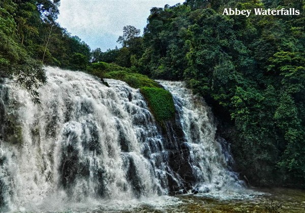 Abbey Falls, Coorg - Karthi Travels | CMC - Bangalore, Mysore & Coorg tour