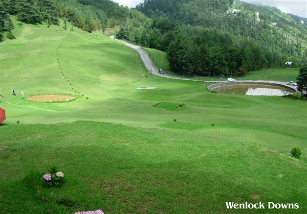 Wenlock Downs, Ooty - Karthi Travels | Vaniyambadi - Ooty Tour