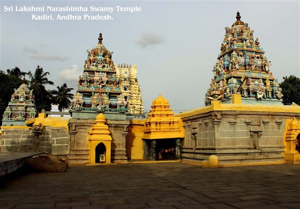Andhra Pradesh Temples Tour from CMC to CMC.